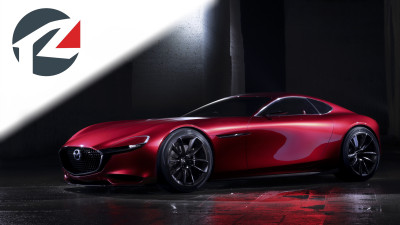Mazda 'R' logo trademarked, hinting at high-performance or rotary-engined model family