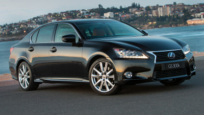 2014 Lexus GS300h: Price And Features For Second Hybrid GS Sedan