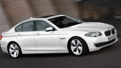 BMW 528i Gets Turbo Four For 2012, Australian Debut Unclear