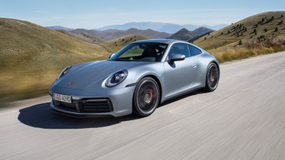 Next-gen Porsche 911 debuts