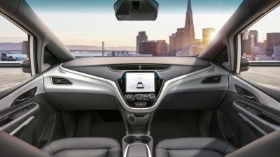 General Motors Leading Autonomous Technology Push