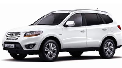 2010 Hyundai Santa Fe Facelift Revealed In Korea, New R Diesel Engines