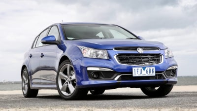 2016 Holden Cruze Z-Series and SRI-Z Join Range - Price And Features Announced