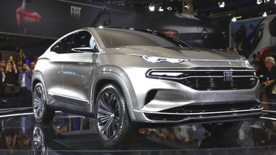 Fiat unveils Fastback SUV