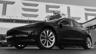 Production-Ready Tesla Model 3 Revealed Via Twitter