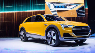 Audi speeds up hydrogen fuel cell development