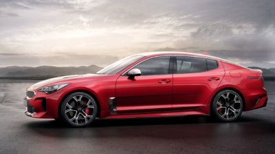 2018 Kia Stinger Priced From Less Than $50K For Twin-Turbo V6