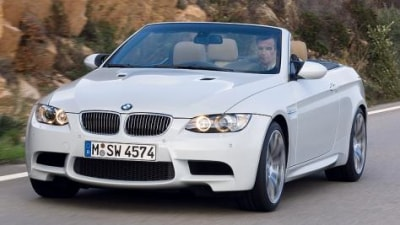 BMW E93 M3 Cabriolet pictures leaked
