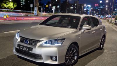 Lexus CT 200h On Sale In Australia