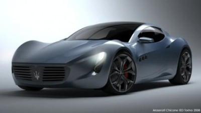 Maserati Chicane Concept hints at Maseratis future