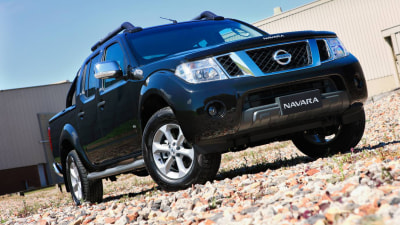 2011 Nissan Navara D40 ST-X 550 Review