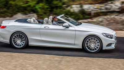 Next-generation Mercedes-Benz S-Class to be sedan-only - report