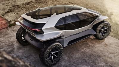 Audi AI:Trail Quattro concept unveiled
