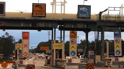 Australia's Last Cash Toll Booth Consigned To History After 203 Years