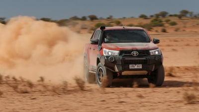 Toyota refuses to fix HiLux fault