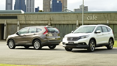 2013 Honda CR-V Australian Pricing Announced, On Sale From November