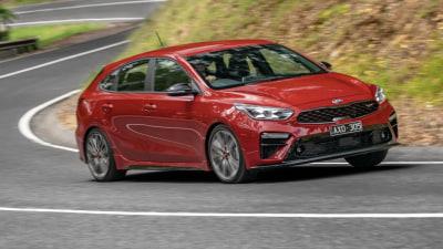 2019 Kia Cerato GT first drive review