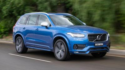 2019 Volvo XC90 T6 R-Design Steve says, Ali says