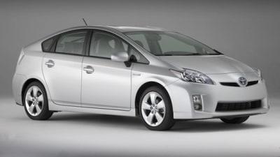 2010 Prius Hybrid: 40,000 Preorders, Says Toyota