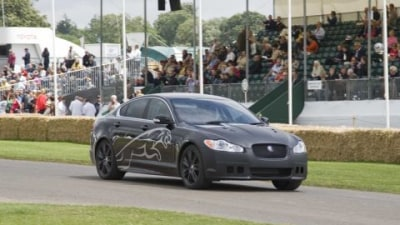 Jaguar XFR And XKR Set For Detroit Debut