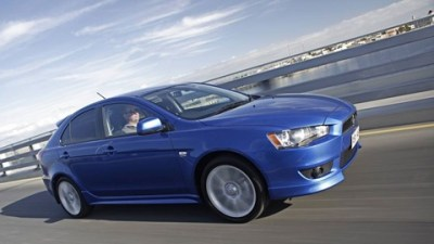 2009 Mitsubishi Lancer Sportback On Sale In Australia