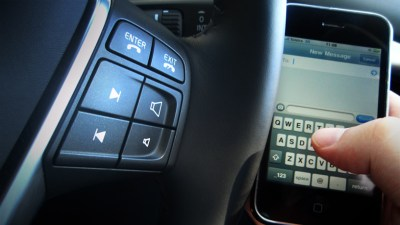 Tests Reveal Extent Of Danger While Texting At The Wheel