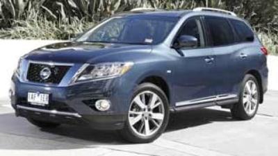 Nissan Pathfinder Ti new car review