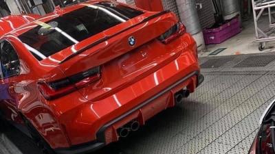 2020 BMW M3 leaked