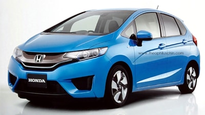 2014 Honda Jazz: Revealed In Leaked Brochure?