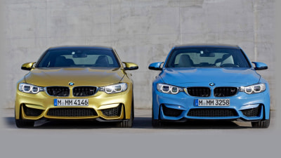 BMW M3 And M4 To Go Hybrid In Next-Generation?
