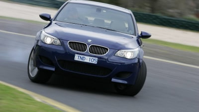 BMW E60 M5 Production Ends Ahead Of 2011 F10 M5 Debut