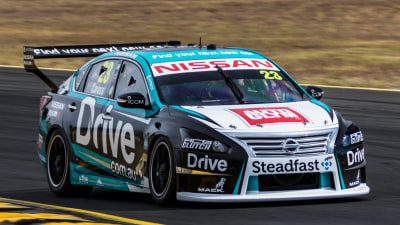 Supercars: Caruso, Drive Racing on the pace in pre-season test
