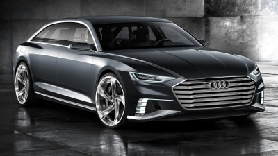Audi Prologue Concept On Again For Shanghai, In Allroad SUV Guise