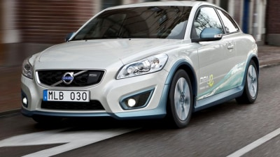 Volvo C30 DRIVe EV To Enter Production In 2011