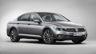 2020 Volkswagen Passat revealed