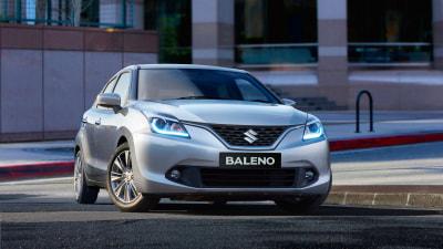 2018 Suzuki Baleno range review
