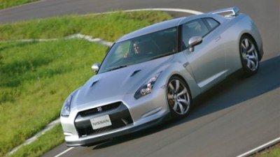 2010 Nissan R35 GT-R Headed Back To The 'Ring