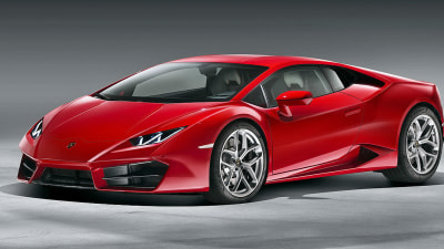 Lamborghini Huracan LP 580-2 Promises RWD Fun - LA Auto Show