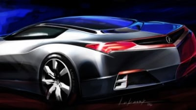 "Acura NSX ""Too High A Halo""; Honda Planning Scaled-Down Version: Report"