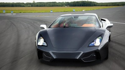 The Land Of The FSM Niki To Produce First Supercar In 2012
