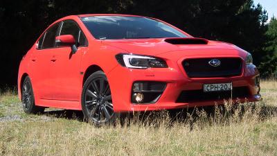 2014 Subaru WRX Review: Manual And CVT Auto Models