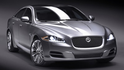 Next Jaguar XJ To Feature Two Body Styles: Report