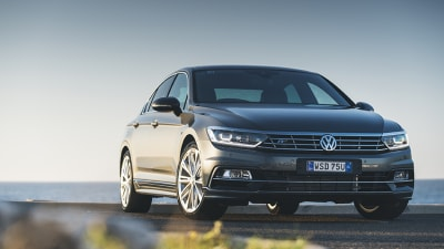 Volkswagen Golf Wagon and Volkswagen Passat Recalled For Lighting System Glitch