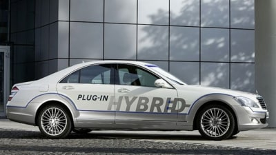 Mercedes-Benz S-Class Plug-In Hybrid On The Way: Report