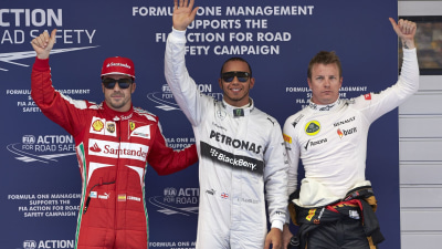 2013 Chinese F1 GP: Alonso Dominates in Shanghai