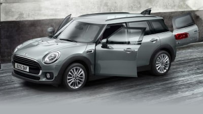 New Clubman, New Engines On The MINI Stand At Frankfurt