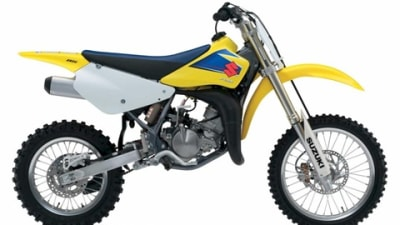 2009 Suzuki RM85 - A Fresh New Look