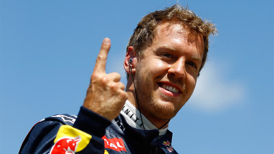 F1: Vettel Takes Dominant Pole Position In Canada