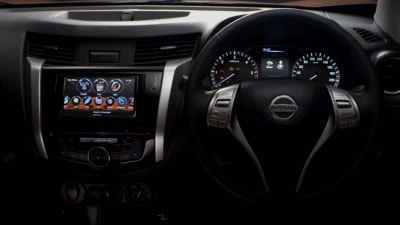 2015 Nissan Navara Teased Ahead Of June Unveiling