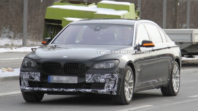 2013 BMW 7 Series Update Confirmed For July Debut: Report